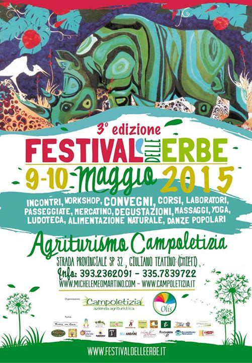 (Italiano) Festival delle Erbe – 3^ edizione