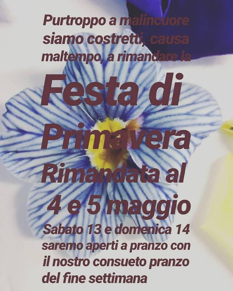 (Italiano) Festa di Primavera 2019