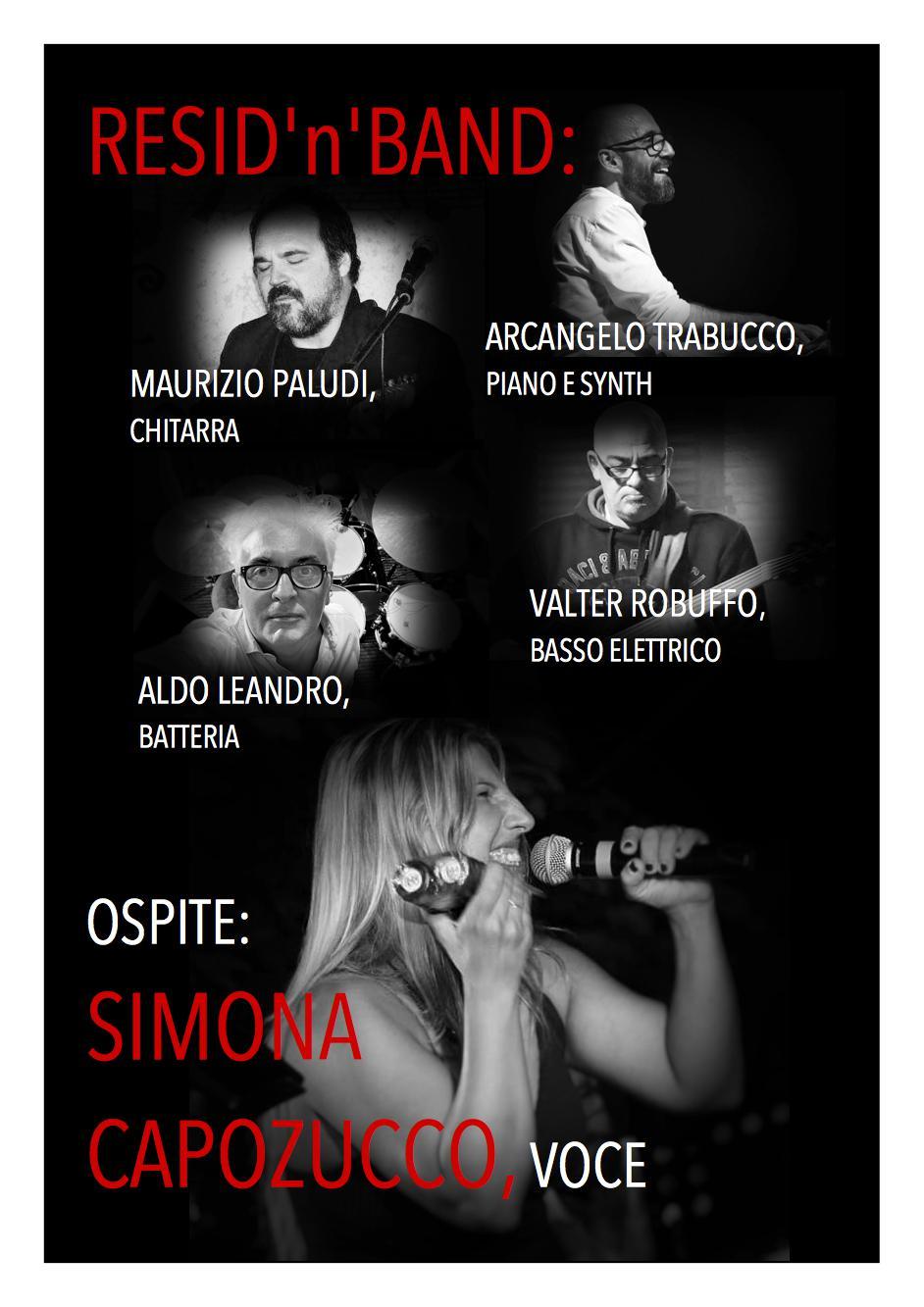 (Italiano) Cena e Concerto del 4 luglio 2020