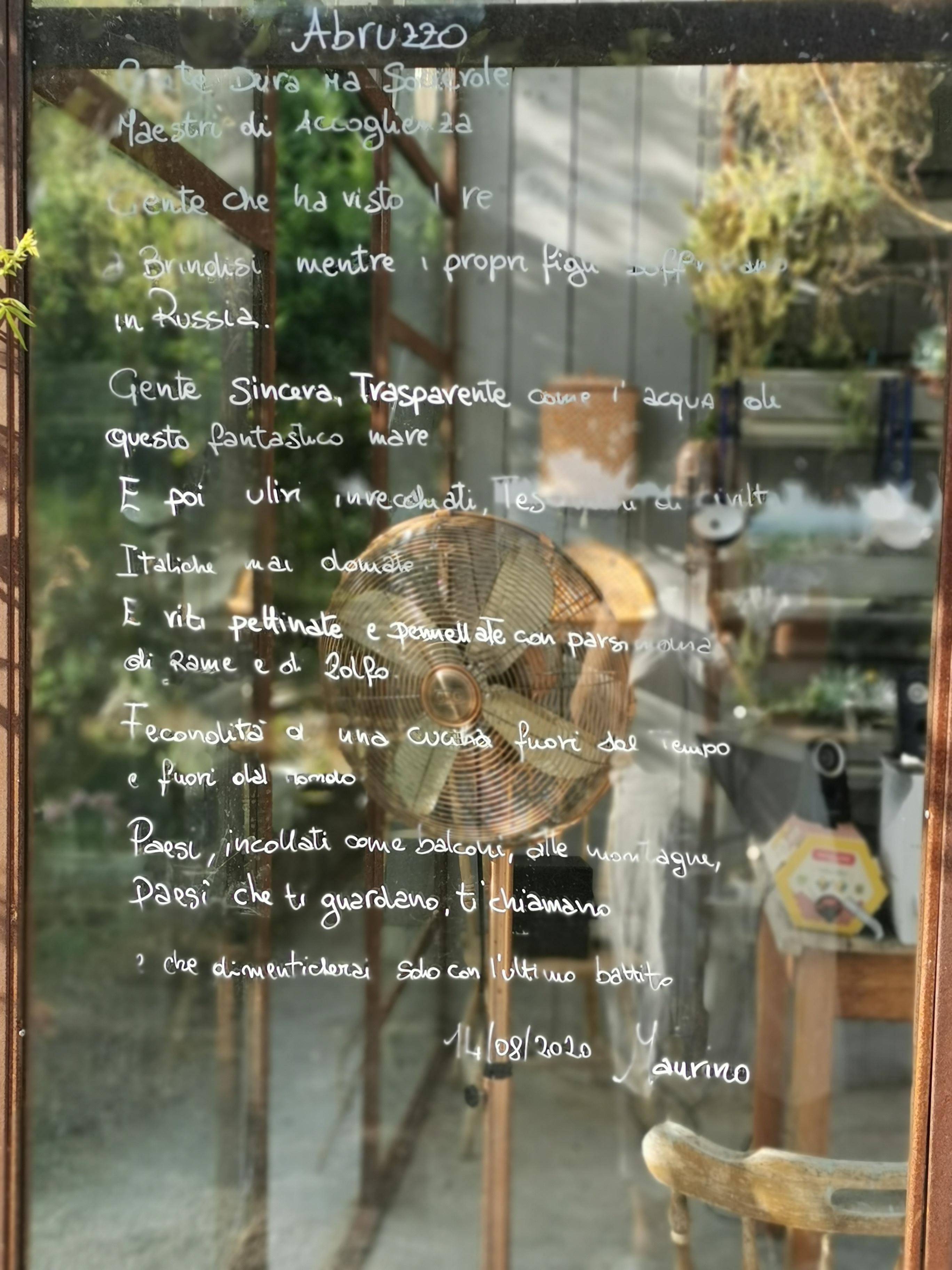 (Italiano) Domenica 11 ottobre a pranzo