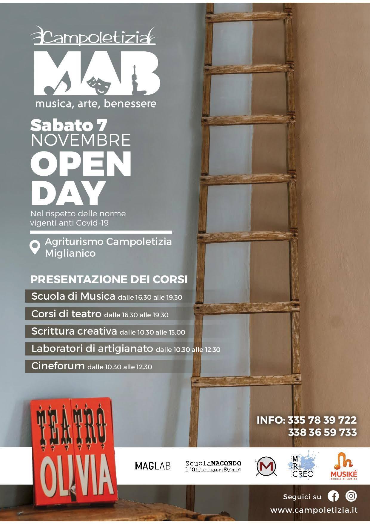 (Italiano) Una giornata tutta dedicata al MAB